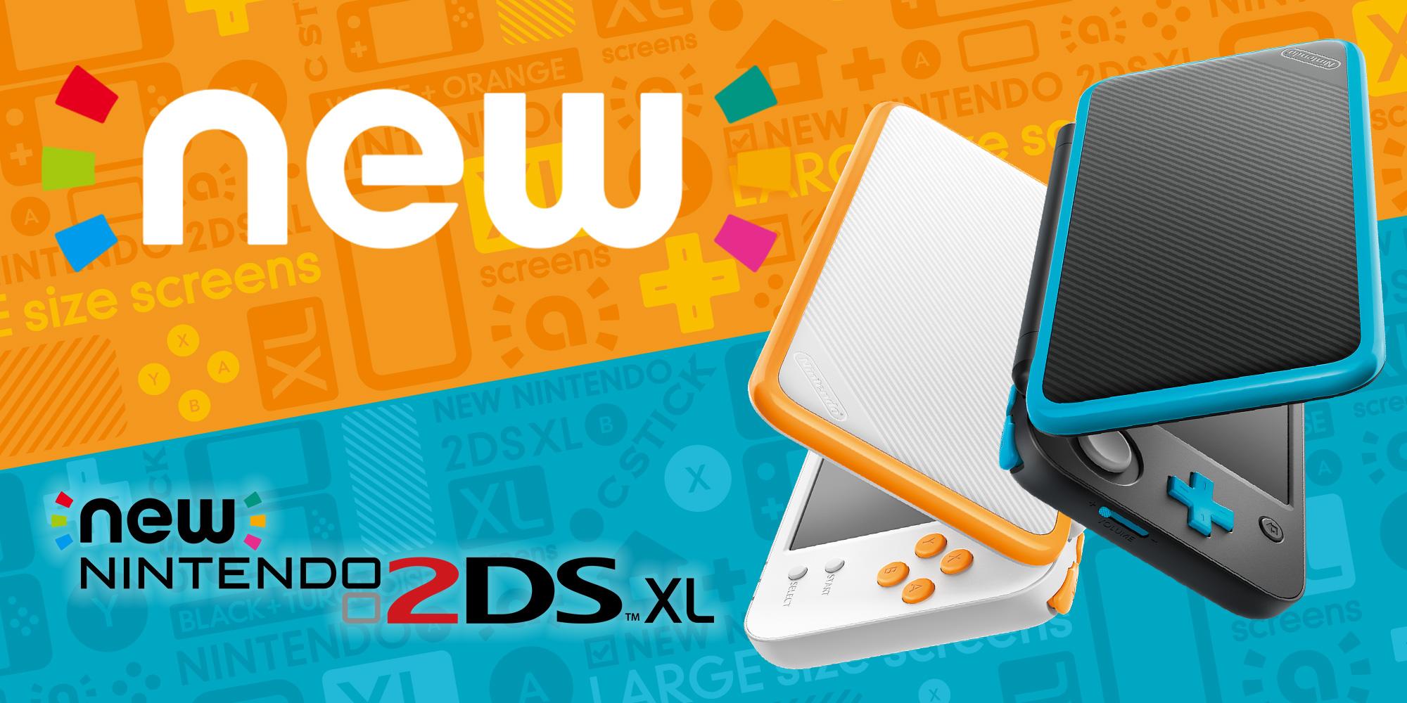 Nieuws - Nintendo 2DS XL