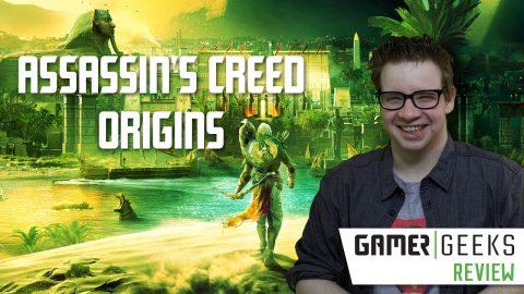 Review – Assassin's Creed: Origins