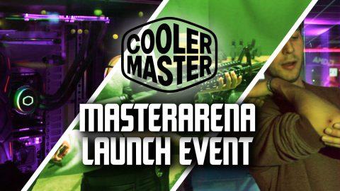 #Masterarena – Blauwe plekken op een Launchparty