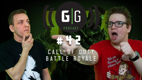 GamerGeeks Podcast #42 – Call of Duty: Battle Royale