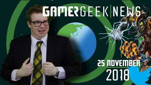 World of Warcraft Go! – GamerGeek News – 25 november 2018