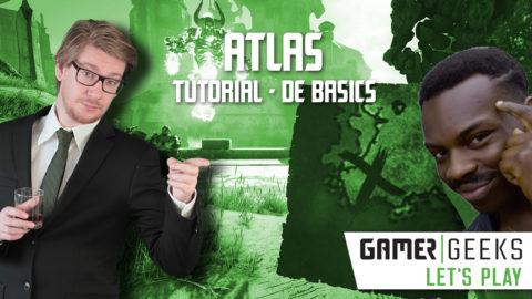 ATLAS – JORDI LEERT JE DE BASICS!?!?