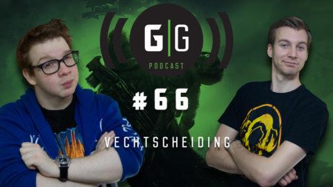 Vechtscheiding – GamerGeeks Podcast #66