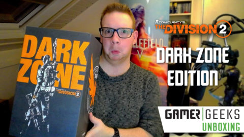 Unboxing – Tom Clancy's The Division 2 – Dark Zone Edition