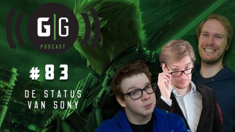 De Status van Sony – GamerGeeks Podcast #83