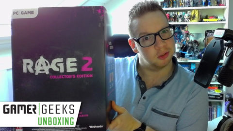Unboxing – Rage 2 Collector's Edition