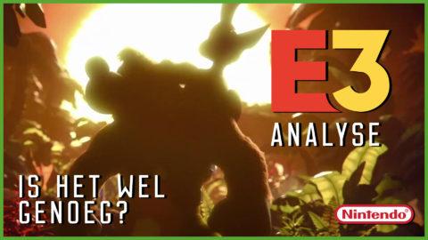 Is het wel genoeg!? – Nintendo E3 2019 Analyse