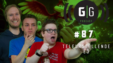 Teleurstellende E3 – GamerGeeks Podcast #87
