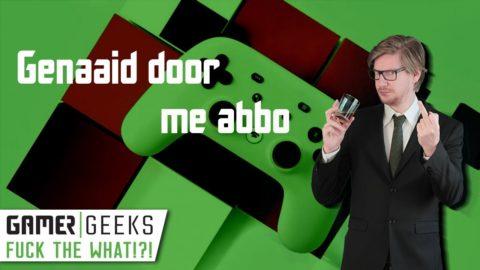 Fuck the What?!?!? – Genaaid door me abbo