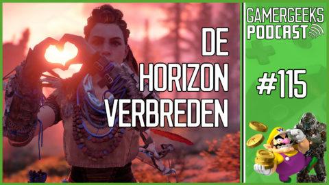 GamerGeeks Podcast #115 – De Horizon verbreden