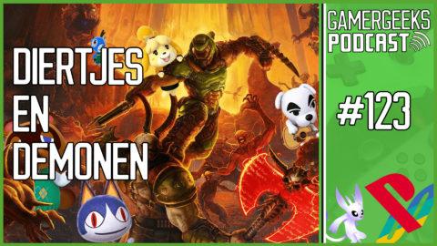 GamerGeeks Podcast #123 – Diertjes en Demonen