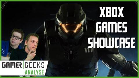 Analyse – Xbox Games Showcase