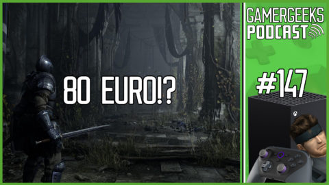 GamerGeeks Podcast #147 – 80 euro!?
