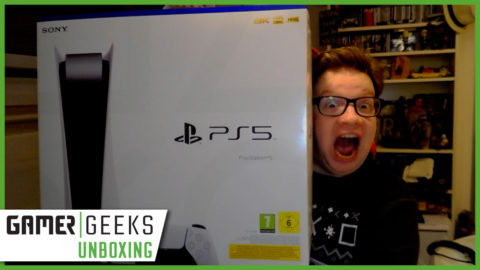 Unboxing – PlayStation 5