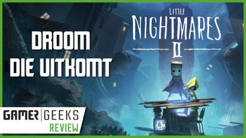 Review – Little Nightmares II – Droom die uitkomt