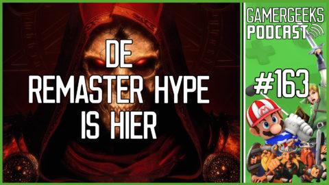 GamerGeeks Podcast #163 – De Remaster Hype is Hier!