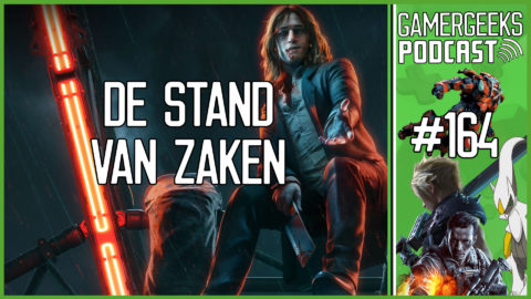 GamerGeeks Podcast #164 – De Stand van Zaken