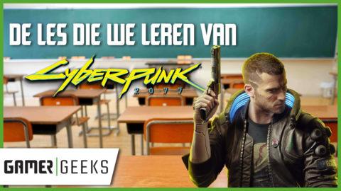 De Les die we Leren van Cyberpunk 2077