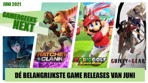 Juni 2021 – Dé belangrijkste game releases – GamerGeeks Next